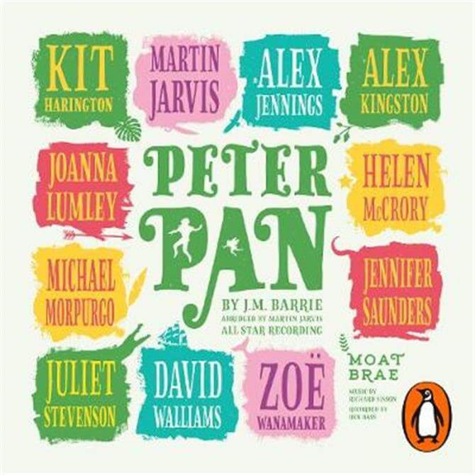 Peter Pan - J M Barrie