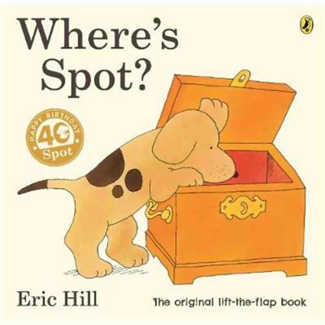 Where's Spot? (Paperback) - Eric Hill