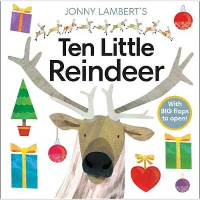 Jonny Lambert's Ten Little Reindeer