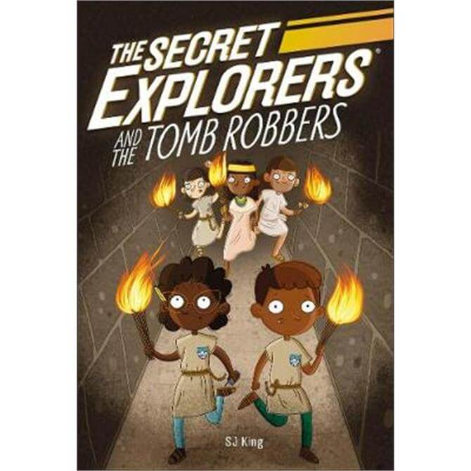 The Secret Explorers and the Tomb Robbers (Paperback) - DK