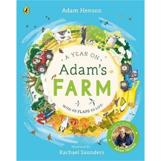 A Year on Adam's Farm - Adam Henson