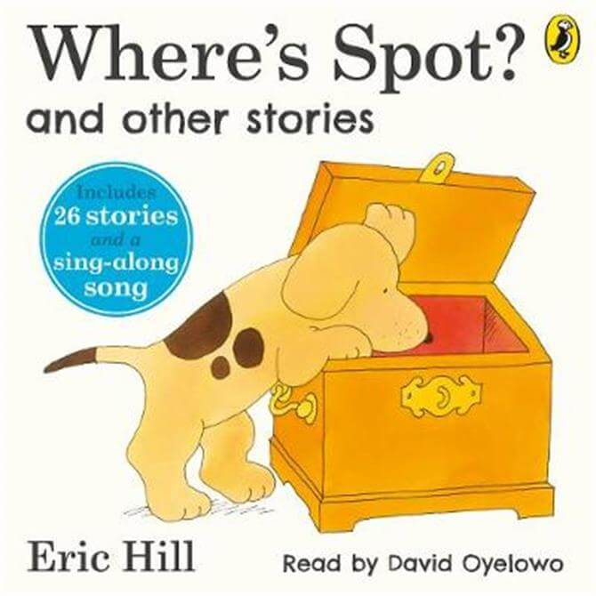 Where's Spot? and Other Stories - Eric Hill