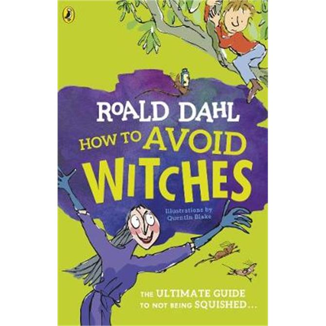 How To Avoid Witches (Paperback) - Roald Dahl