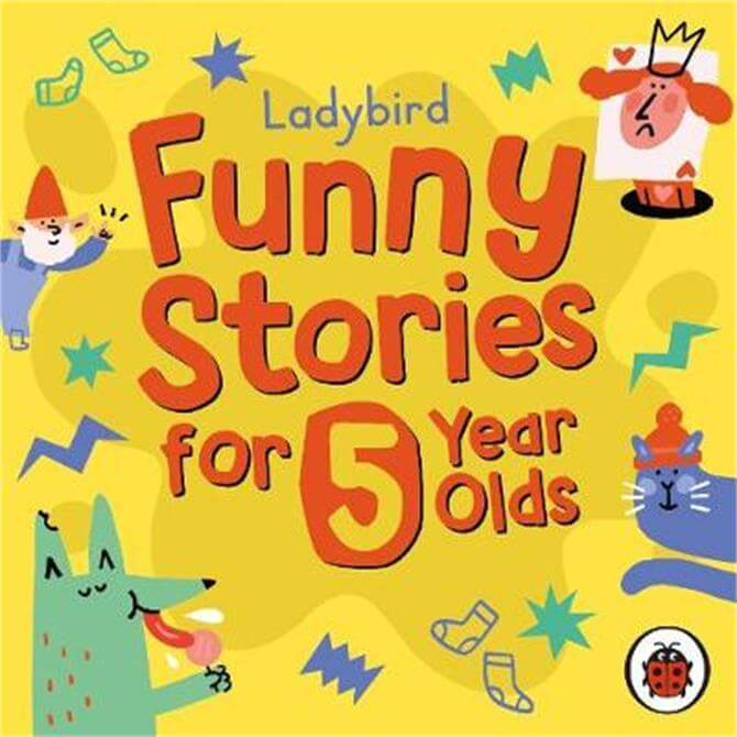 Ladybird Funny Stories for 5 Year Olds