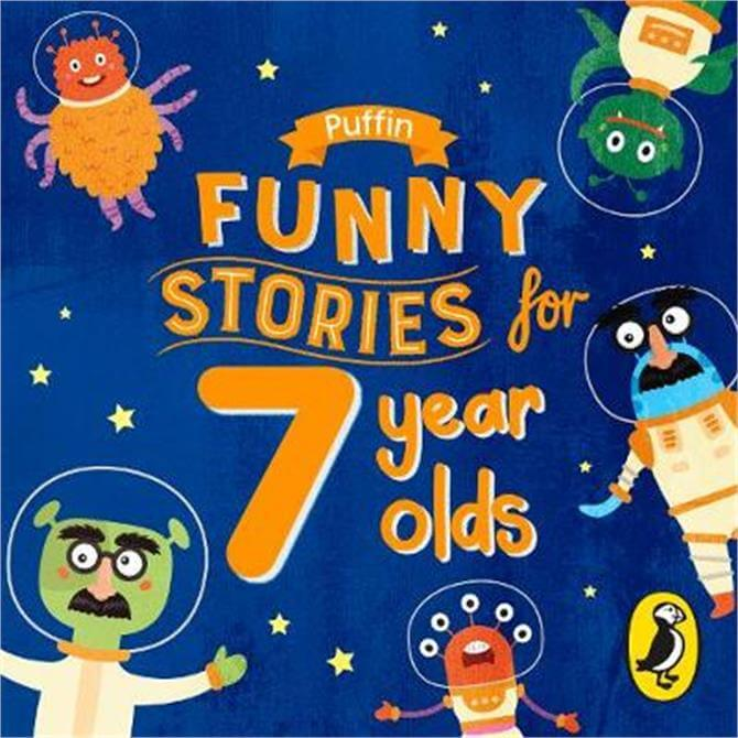 Puffin Funny Stories for 7 Year Olds