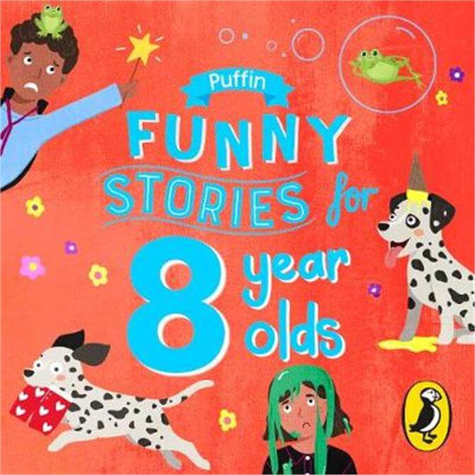 Puffin Funny Stories for 8 Year Olds