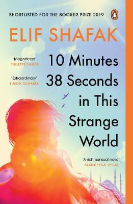 An image of 10 Minutes 38 Seconds in this Strange World (Paperback)