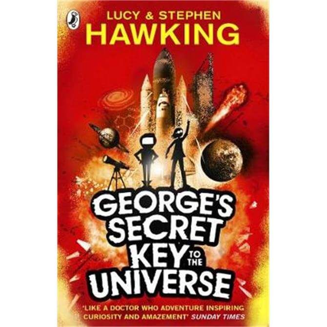 George's Secret Key to the Universe (Paperback) - Lucy Hawking