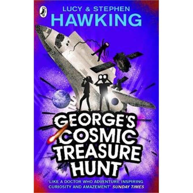 George's Cosmic Treasure Hunt (Paperback) - Lucy Hawking