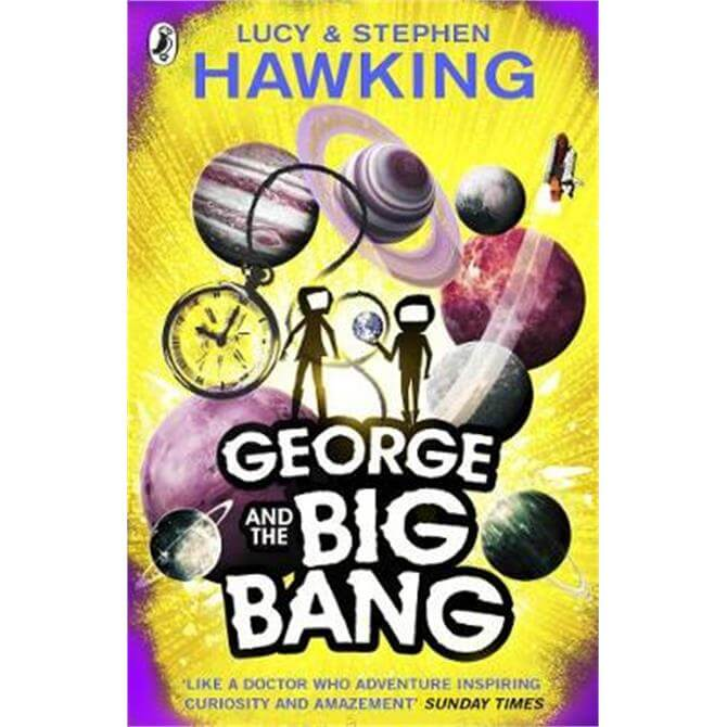 George and the Big Bang (Paperback) - Lucy Hawking