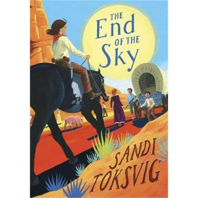 The End of the Sky (Paperback) - Sandi Toksvig