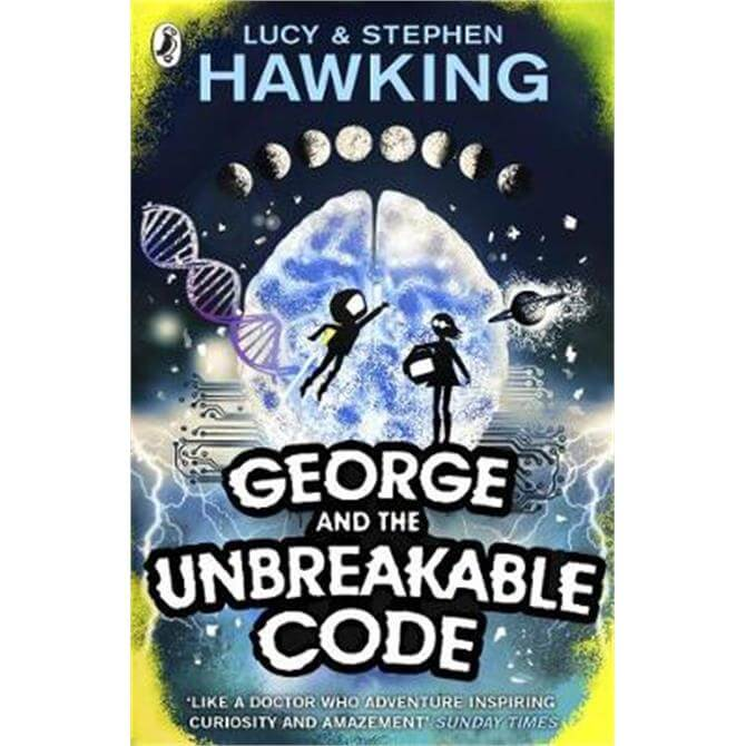 George and the Unbreakable Code (Paperback) - Lucy Hawking