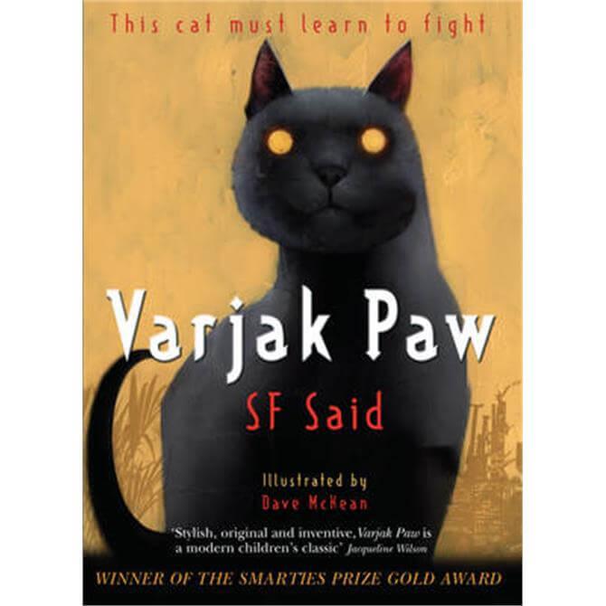 Varjak Paw (Paperback) - SF Said