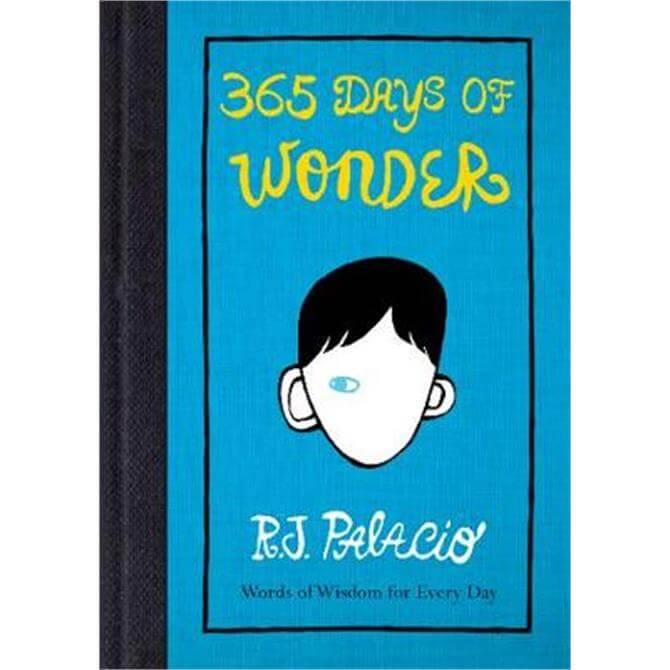 365 Days of Wonder (Paperback) - R J Palacio