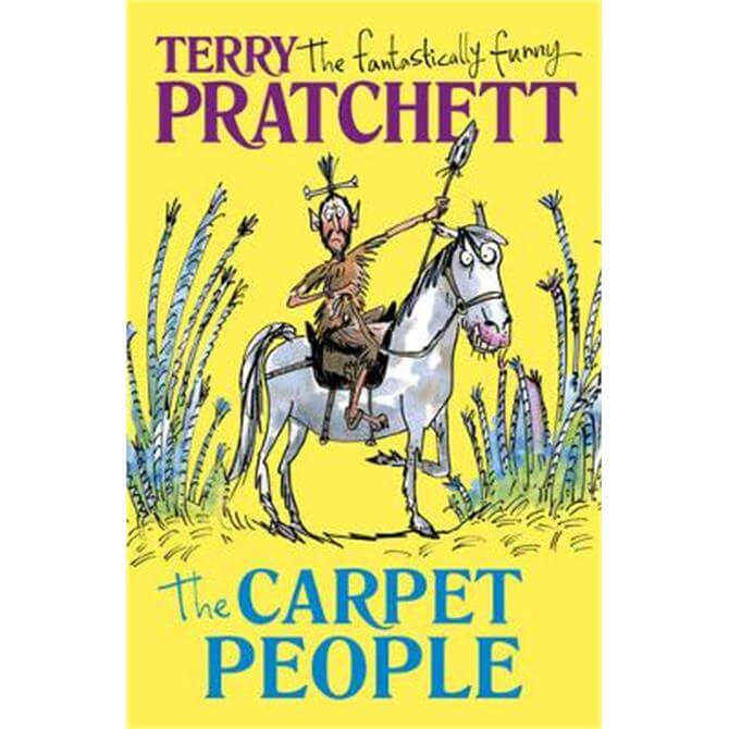 The Carpet People (Paperback) - Terry Pratchett