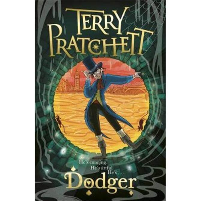 Dodger (Paperback) - Terry Pratchett