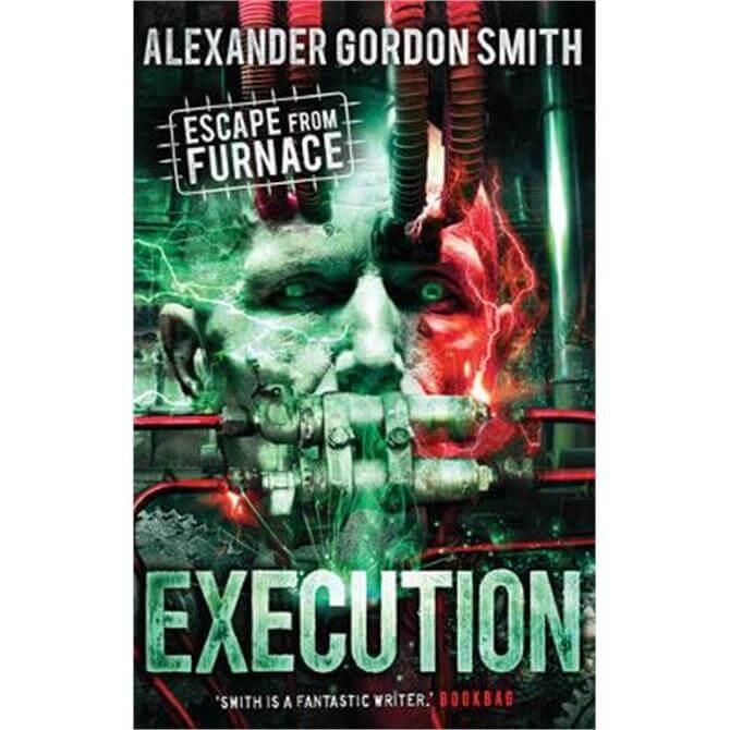 Escape from Furnace 5 (Paperback) - Alexander Gordon Smith