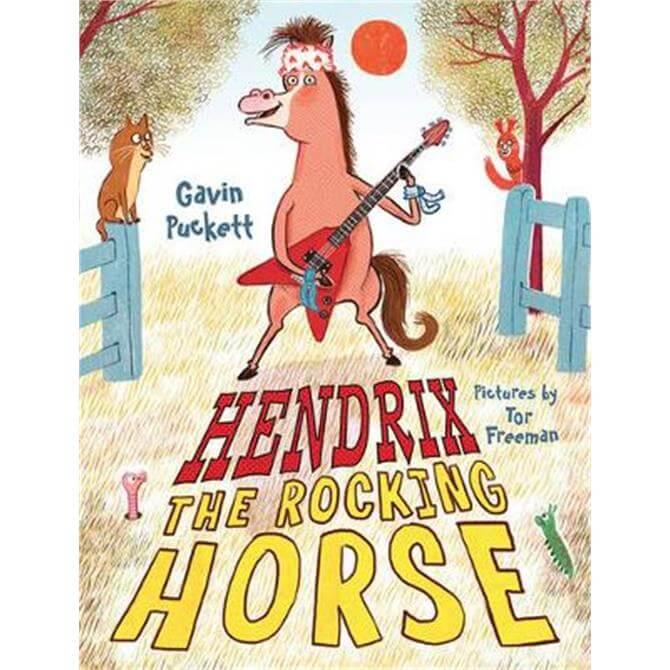 Hendrix the Rocking Horse (Paperback) - Gavin Puckett