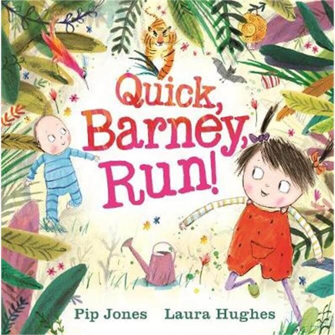 Quick, Barney, RUN! (Paperback) - Pip Jones