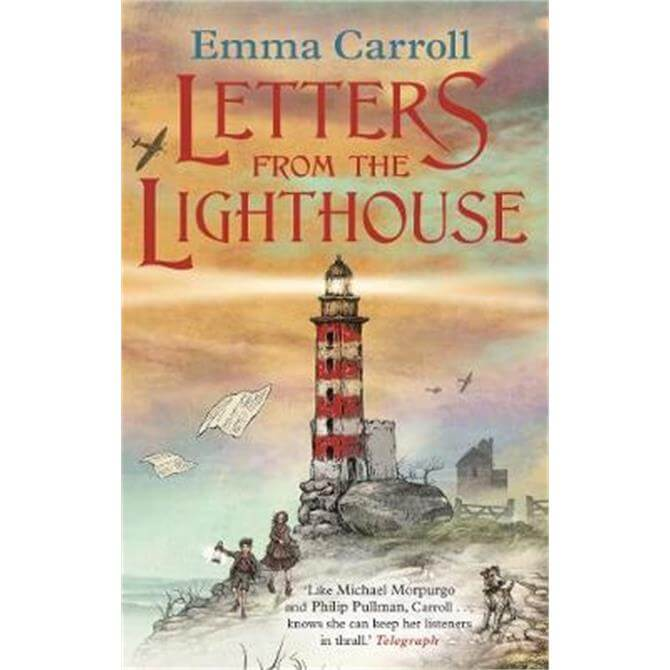 Letters from the Lighthouse (Paperback) - Emma Carroll
