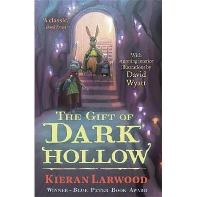 The Gift of Dark Hollow (Paperback) - Kieran Larwood