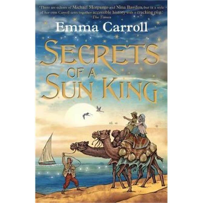 Secrets of a Sun King (Paperback) - Emma Carroll