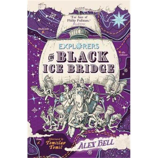 Explorers on Black Ice Bridge (Paperback) - Alex Bell