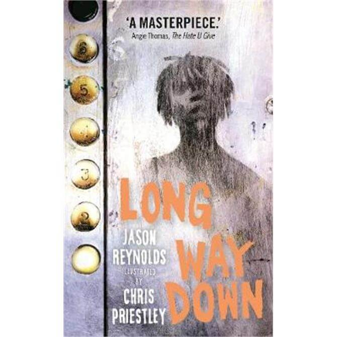 Long Way Down (Hardback) - Jason Reynolds