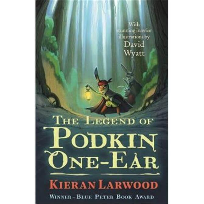 The Legend of Podkin One-Ear (Paperback) - Kieran Larwood