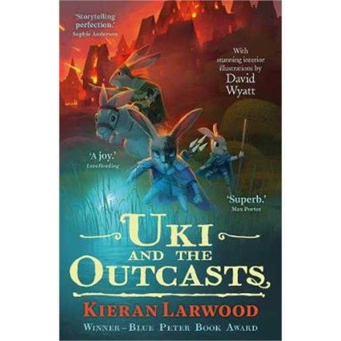 Uki and the Outcasts (Paperback) - Kieran Larwood