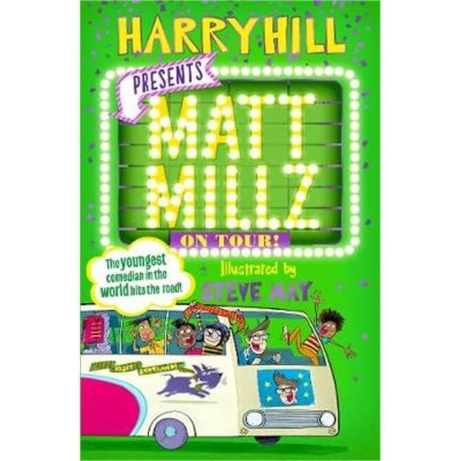 Matt Millz on Tour! (Paperback) - Harry Hill