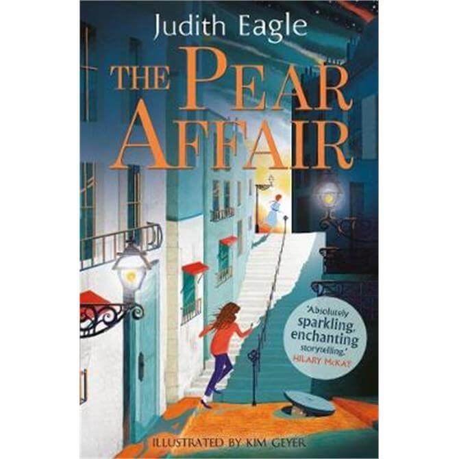 The Pear Affair (Paperback) - Judith Eagle
