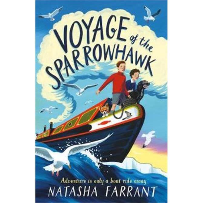 Voyage of the Sparrowhawk (Paperback) - Natasha Farrant (Literary scout)