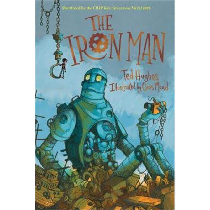 The Iron Man (Paperback) - Ted Hughes