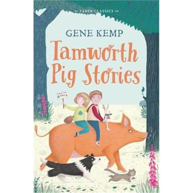 Tamworth Pig Stories (Paperback) - Gene Kemp