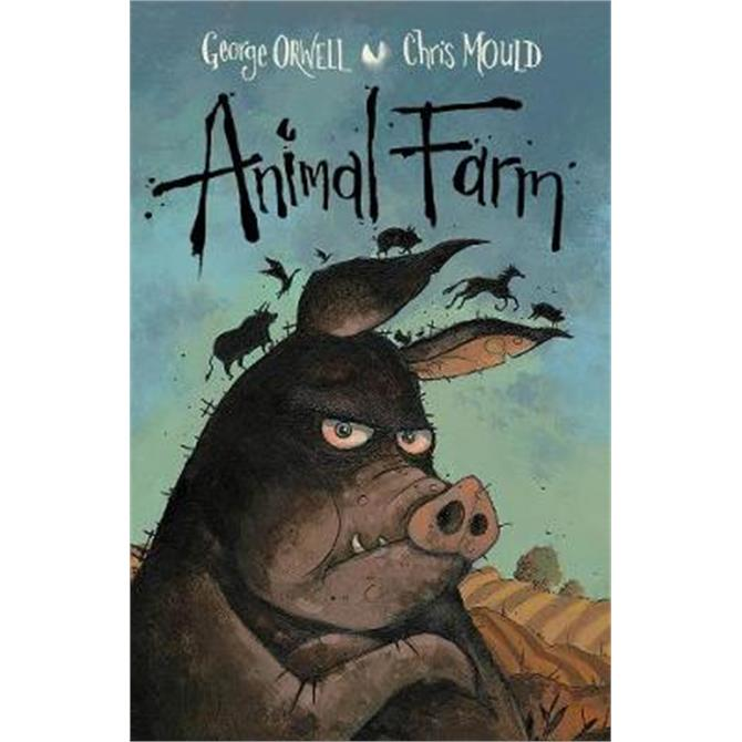 Animal Farm (Hardback) - George Orwell
