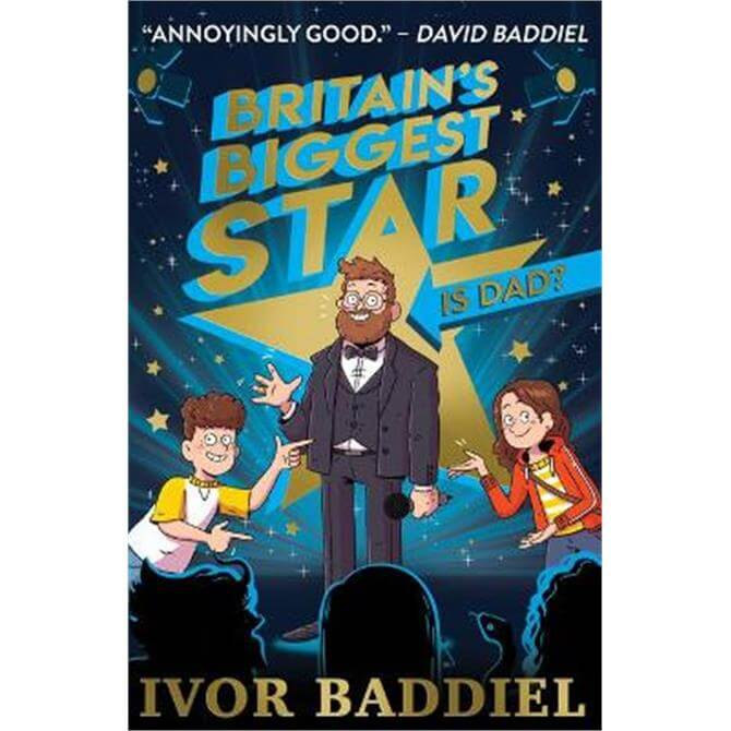 Britain's Biggest Star ... Is Dad? (Paperback) - James Lancett
