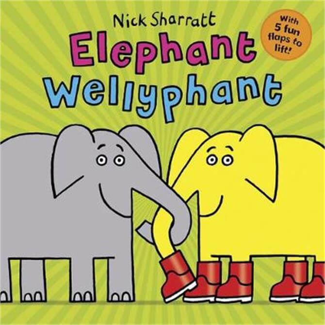 Elephant Wellyphant NE PB (Paperback) - Nick Sharratt