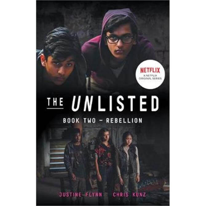 The Unlisted (The Unlisted #2) (Paperback) - Chris Kunz