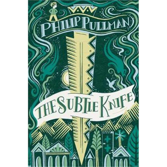 The Subtle Knife Gift Edition (Paperback) - Philip Pullman