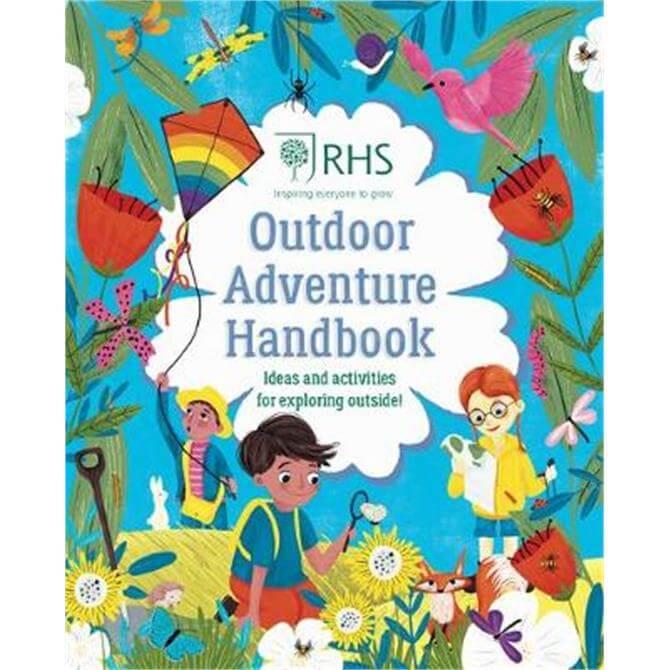 Outdoor Adventure Handbook (Hardback) - Scholastic