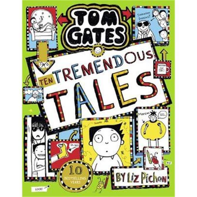Tom Gates 18
