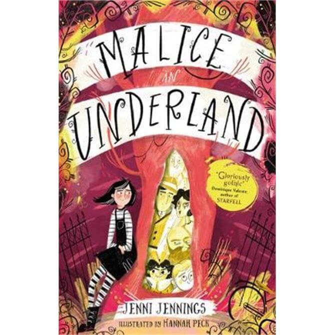 Malice in Underland (Paperback) - Jenni Jennings