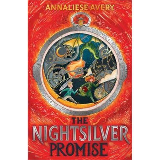 The Nightsilver Promise (Paperback) - Annaliese Avery