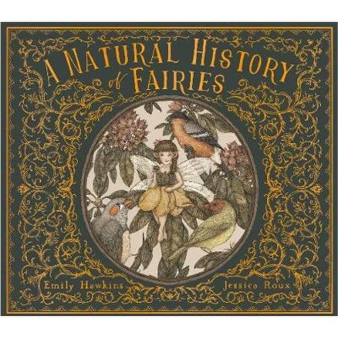A Natural History of Fairies (Hardback) - Emily Hawkins