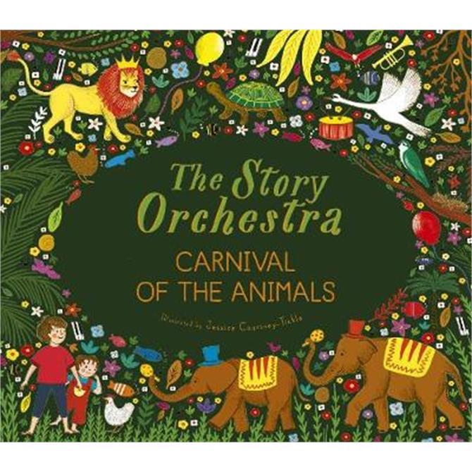 The Story Orchestra (Hardback) - Jessica Courtney Tickle