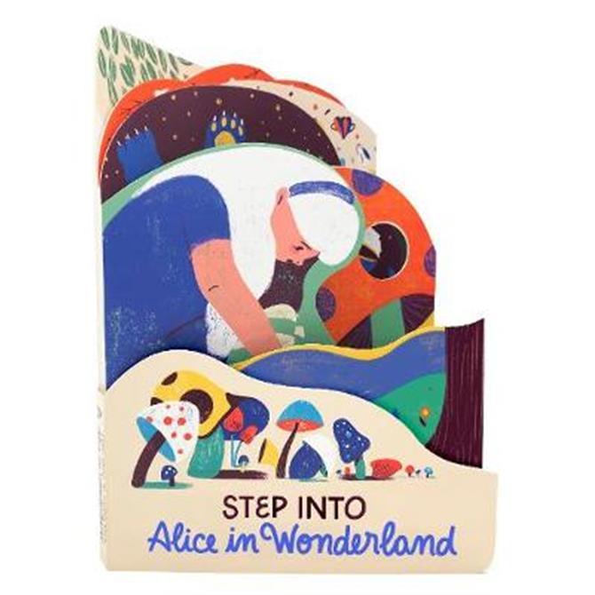Alice In Wonderland - Cynthia Alonso