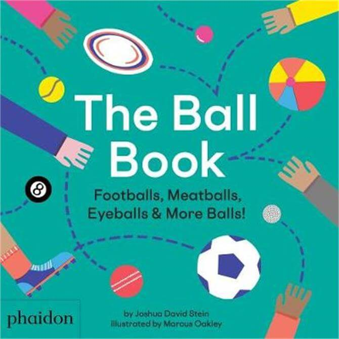 The Ball Book (Hardback) - Joshua David Stein