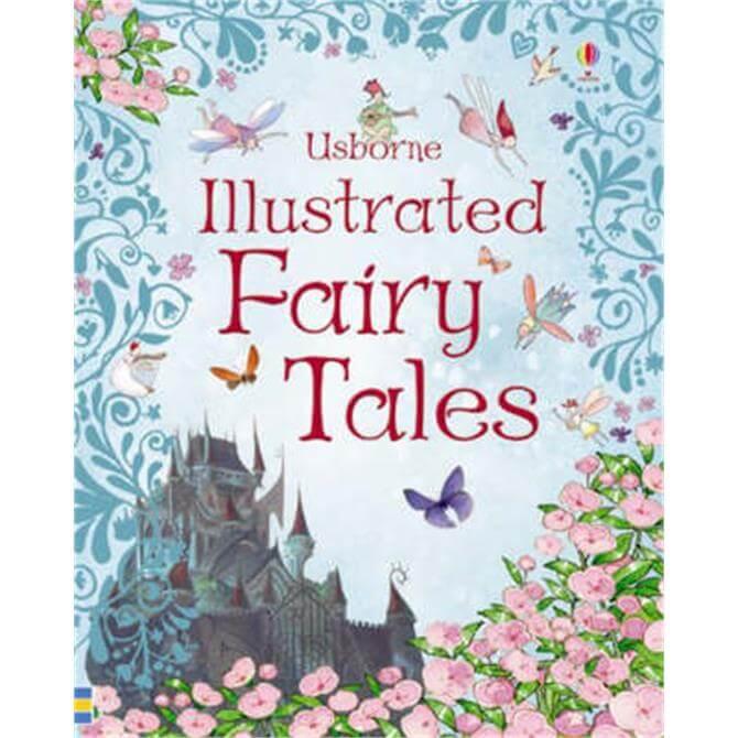 Illustrated Fairy Tales (Hardback) - Rosie Dickens