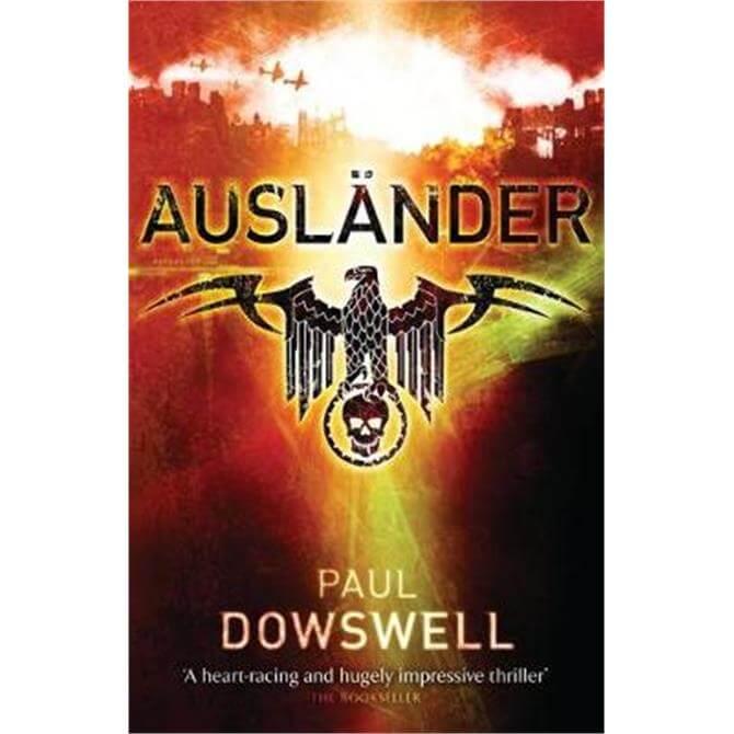 Auslander (Paperback) - Paul Dowswell